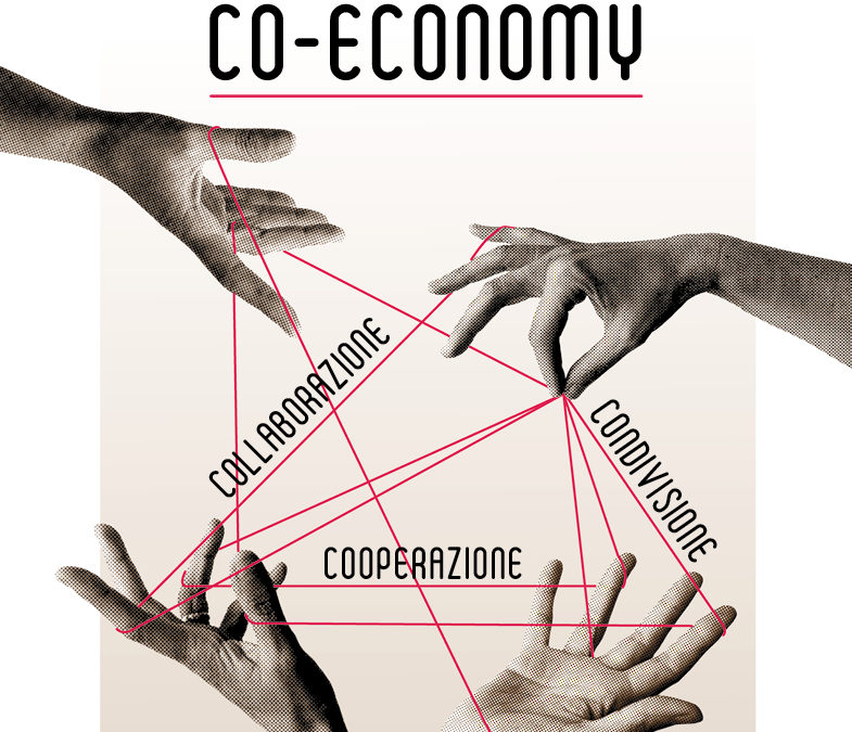 Save the date: 19 settembre 2019 – Co-Economy | collaborazione, condivisione, cooperazione.
